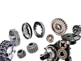 Chains, Gears & Sprockets
